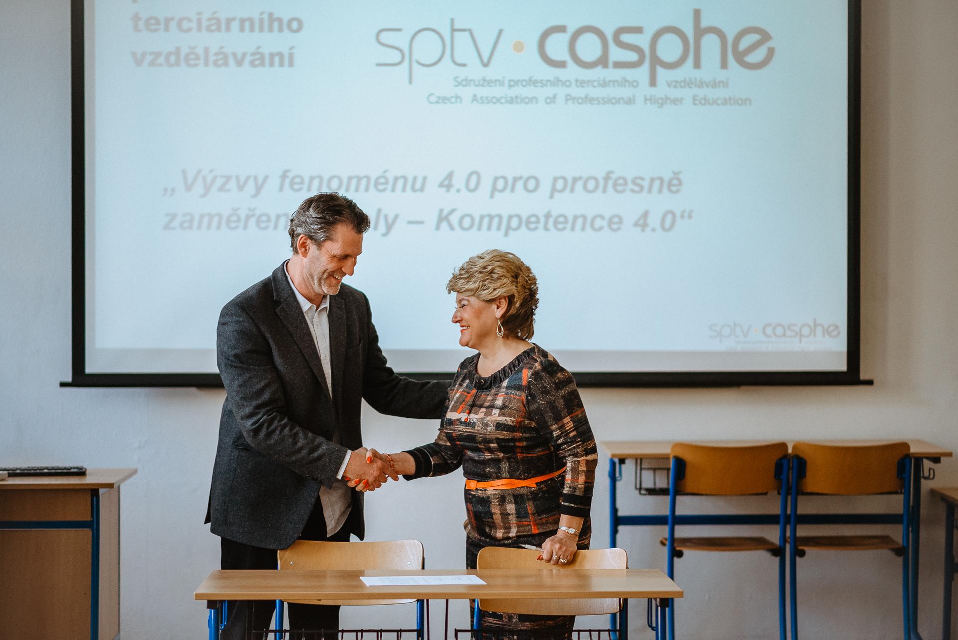 podpis spolupráce